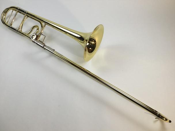 Demo Getzen 4047DS Bb/F Tenor Trombone (SN: 0402)