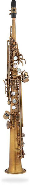 Eastman ESS652 52nd Street Soprano Saxophone