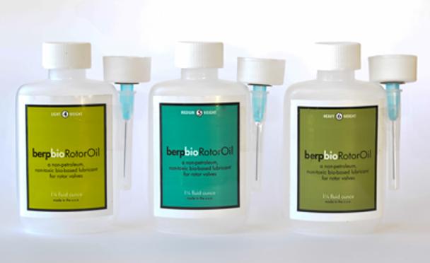 Berp BioOil linkage & bearing Oils 1.25oz