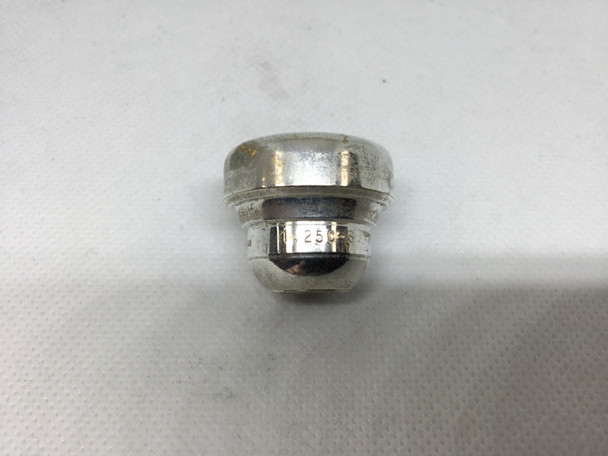 Used Curry 1.25C-S trumpet top [176]