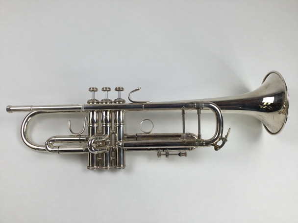 Used Bach 37 Bb Trumpet (SN: 639932)