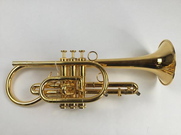 Used Blackburn Bb Cornet (SN: 380)