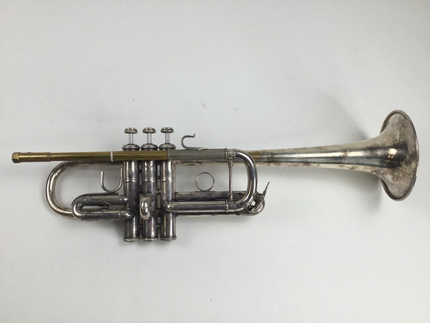 Used Bach 239/43 C Trumpet (SN: 55881)