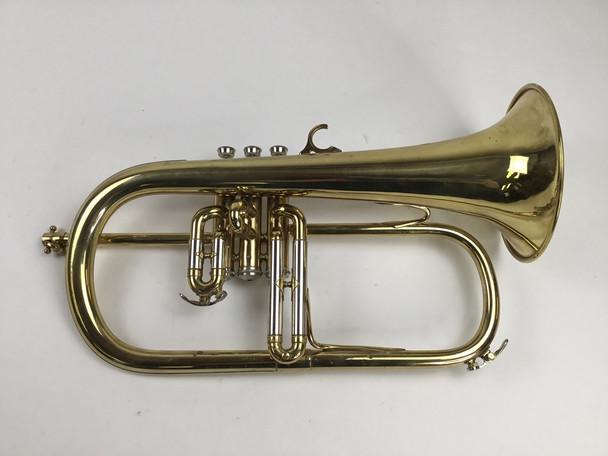 Used Couesnon Bb Flugelhorn (SN: 75498)