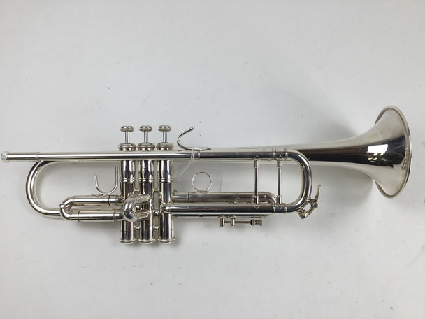 Used Bach 37 Bb Trumpet (SN: 721901)