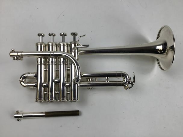 Used Yamaha YTR-9830 Bb/A Piccolo Trumpet (SN: C05252)
