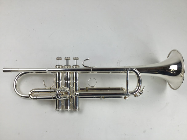 Used Cannonball Lynx Bb Trumpet (SN: 603429)