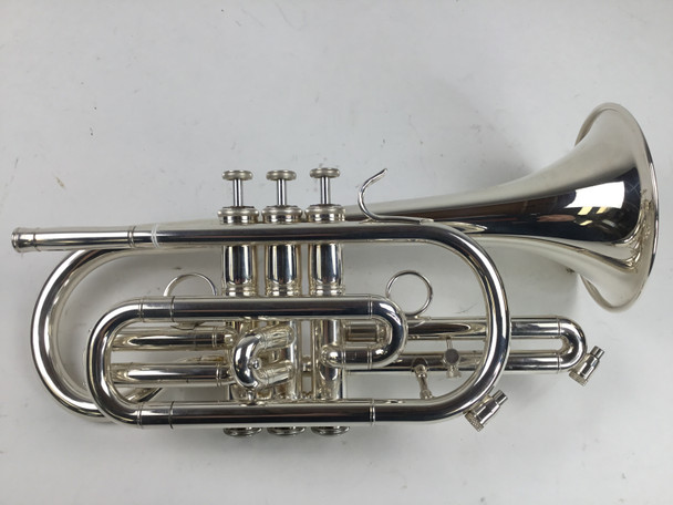 Used Fides Bb Cornet (SN: 83805)