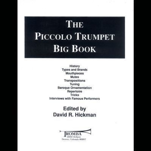 The Piccolo Trumpet Big Book ( Hickman )