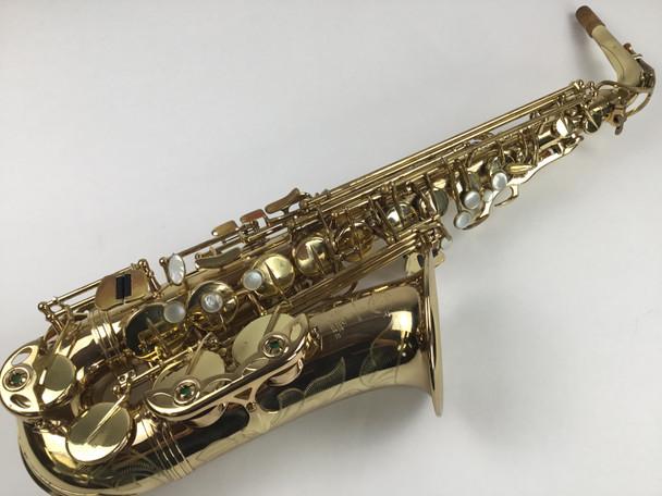Used Selmer Super Action 80 Series II Alto Saxophone (SN: N.434528)