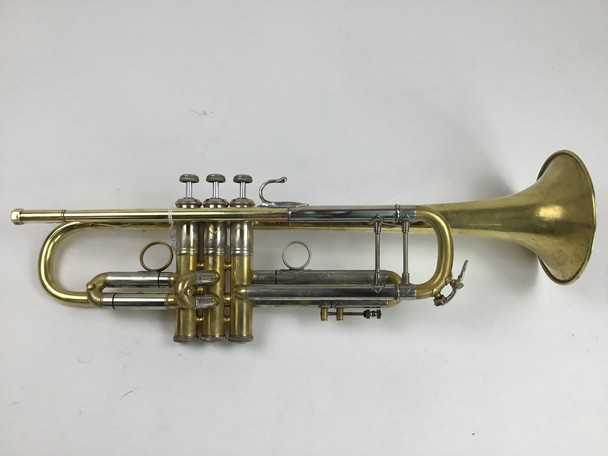 Used Bach 37 Bb Trumpet (SN: 77009)