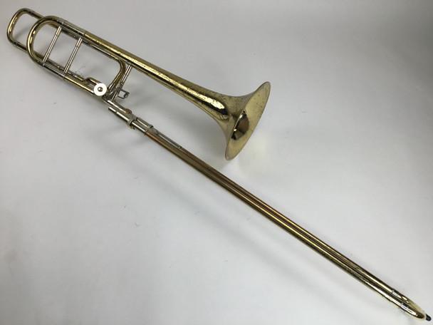 Used Bach 36BO Bb/F Tenor Trombone (SN: 113940)