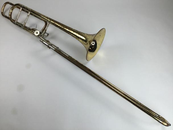 Used Bach 36BO Bb/F Tenor Trombone (SN: 201769)