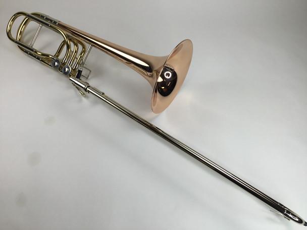 Demo Blessing BBTB-62RX Bb/F/Gb/D Bass Trombone (SN: TB18051023)
