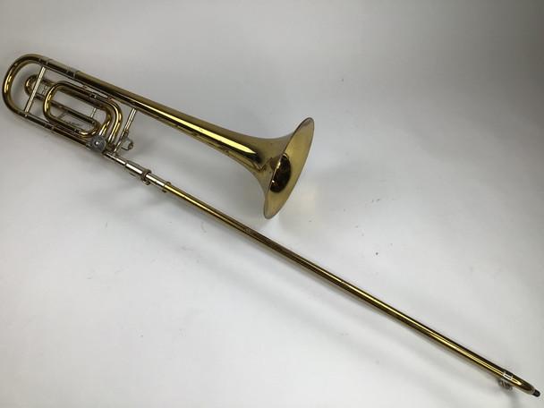 "Used Bach ""Corportation"" 36B Bb/F Tenor Trombone (SN: 23356)"