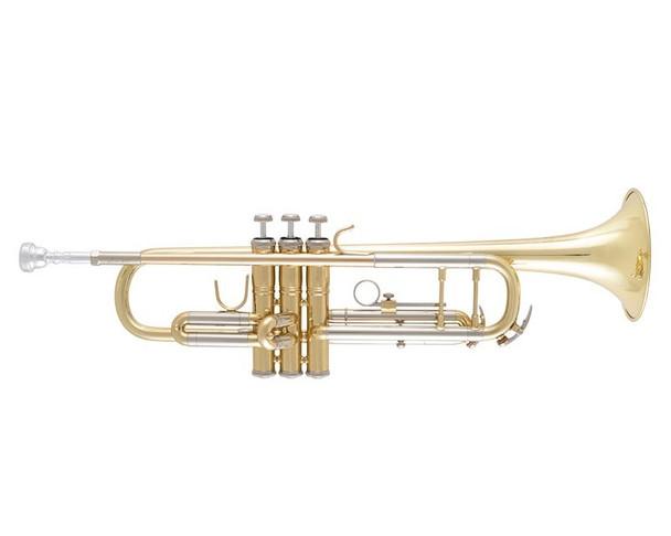 Bach Student Model BTR301 Bb Trumpet