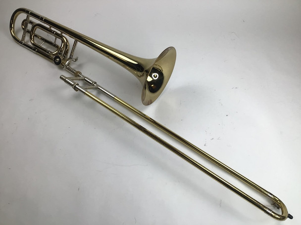 Used Bach 36B Bb/F Tenor Trombone (SN: 74363)