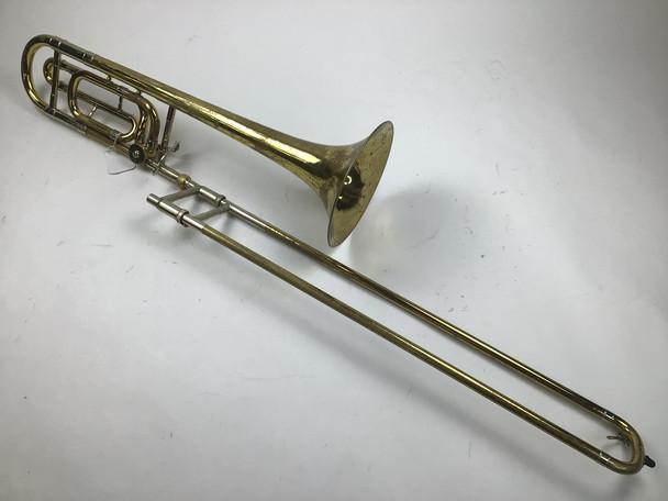 Used Bach 36B Bb/F Tenor Trombone (SN: 40519)