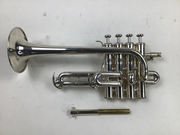 Used Yamaha YTR-9830 Bb/A Piccolo Trumpet (SN: 531689)
