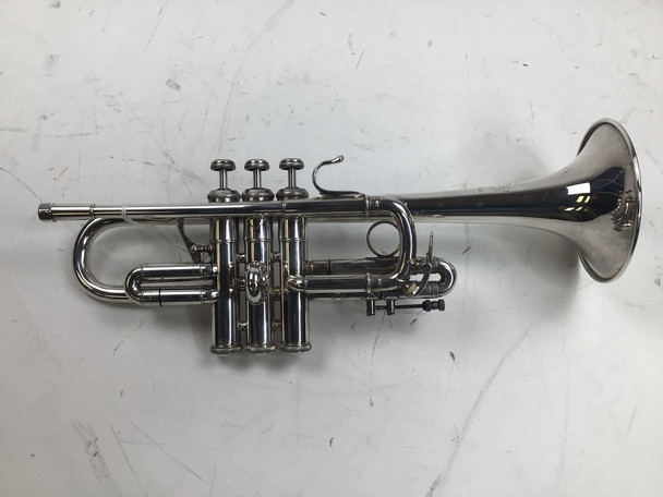 Used Bach 304 Eb/D Trumpet (SN: 85780)