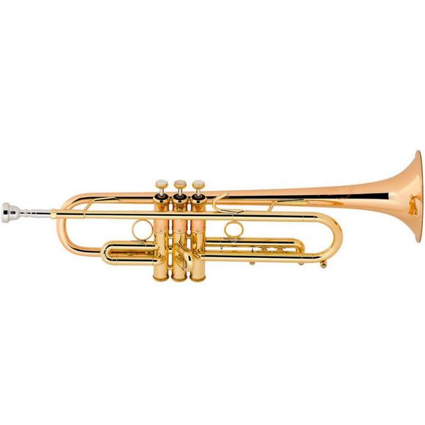 Bach Model LT1901B Commercial Bb Trumpet