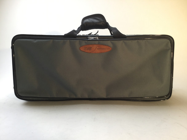 Basili Cases double trumpet case