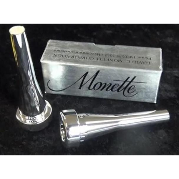 Monette Silver Series Trumpet Mouthpieces