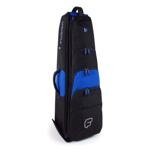 Fusion Premium Tenor Trombone Case- Black/Blue