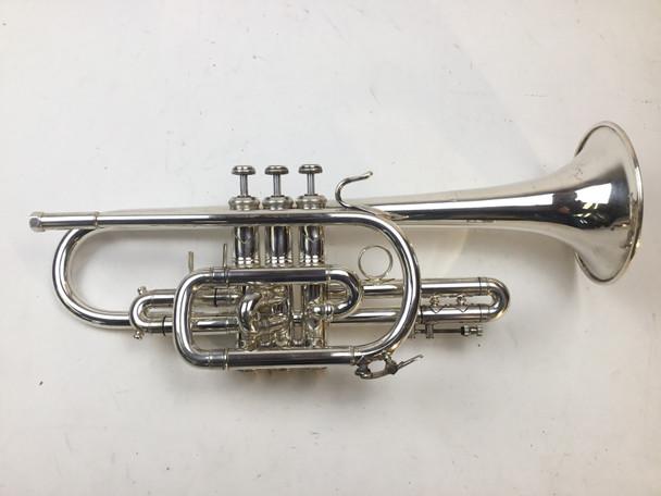 Used Bach 181 Bb Cornet (SN: 409071)