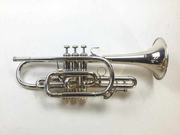 Used Bach 181 Bb Cornet (SN: 112052)