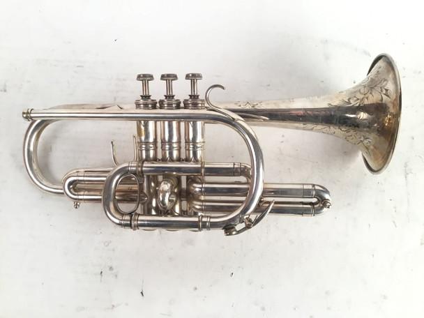 Used Besson & Co. Prototype Cornet (SN: 104272)