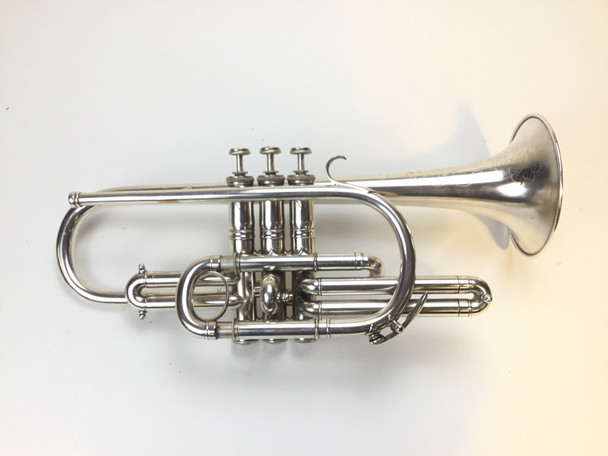 Used Besson/Carl Fischer New Creation Bb Cornet (SN: 93965)