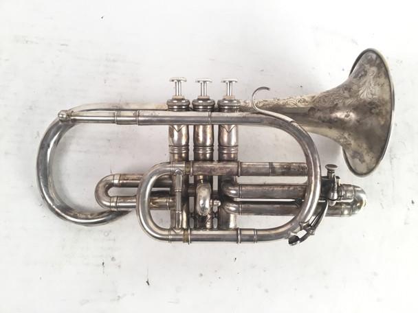 Used Besson Prototype Bb Cornet (SN: 73620)