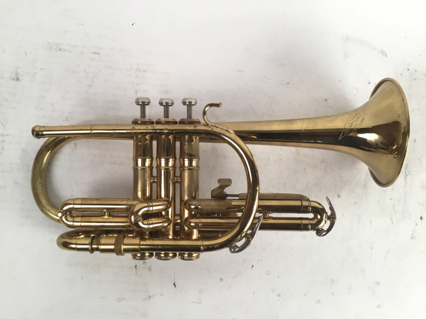 Used Conn Model 36 Bb Cornet (SN: 389816)