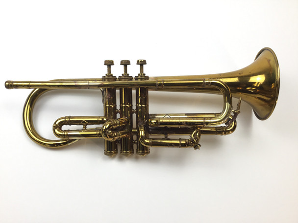 Used Frank Holton & Co Bb Cornet (SN: 56040)