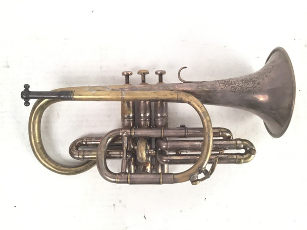 Used French Besson Brevetee (SN: 15255)