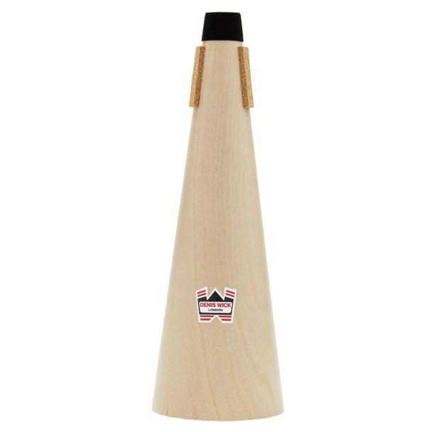 Denis Wick Trombone Wooden Straight Mute