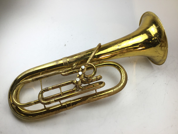 Used King Cleveland Bb Euphonium (SN: 681394)