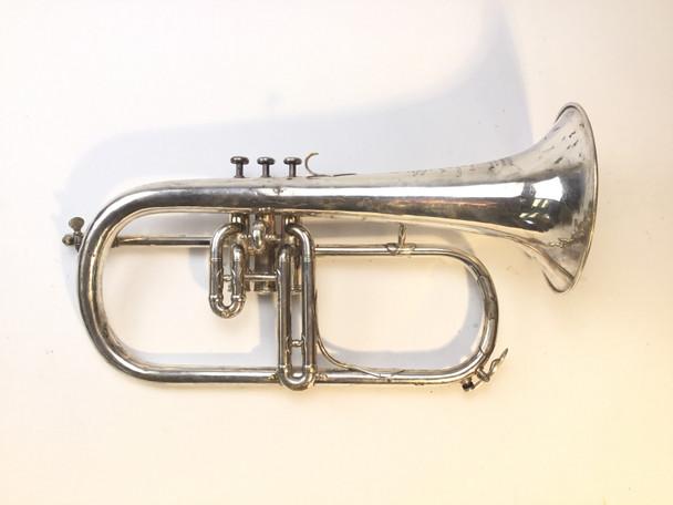 Used Courtois Flugelhorn (SN: 612)