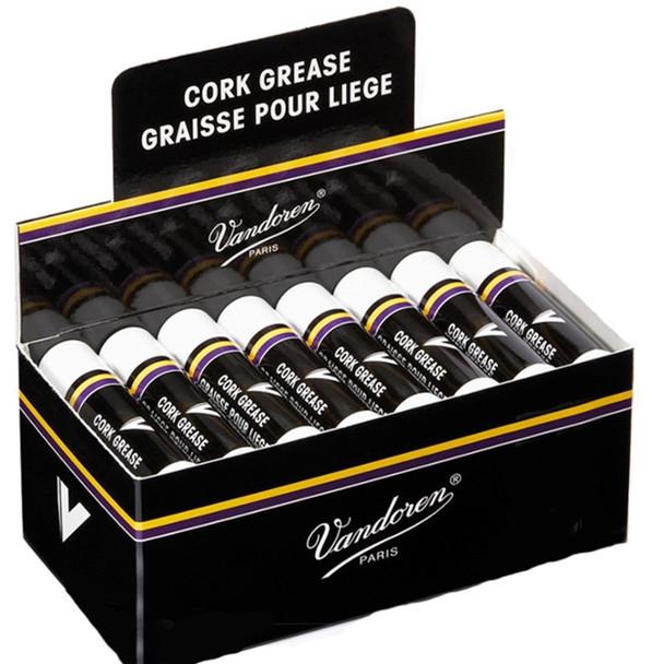 Vandoren Cork Grease Box of 24