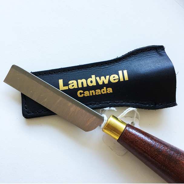 Landwell Double Hollow Ground Reed Knife