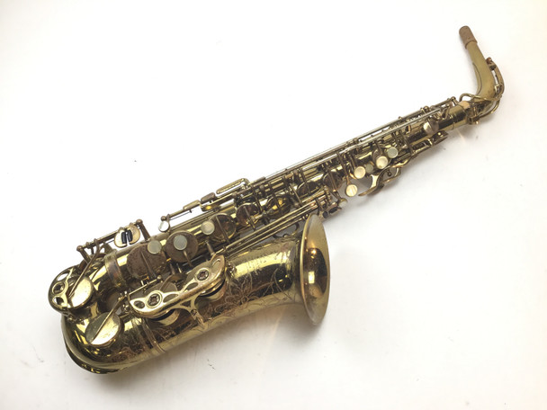 Used Selmer Super Balanced Action Alto Saxophone (SN: 41562)