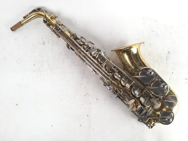 Used Intermediate Newport Alto Saxophone (SN: NWA50012)