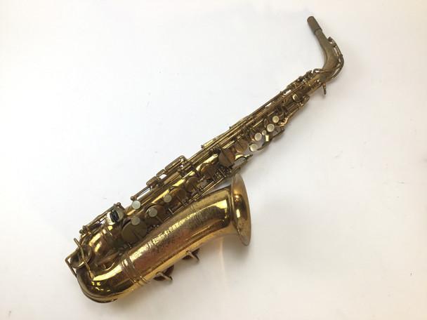 Used Selmer Cigar Cutter Alto Saxophone (SN: 13248)