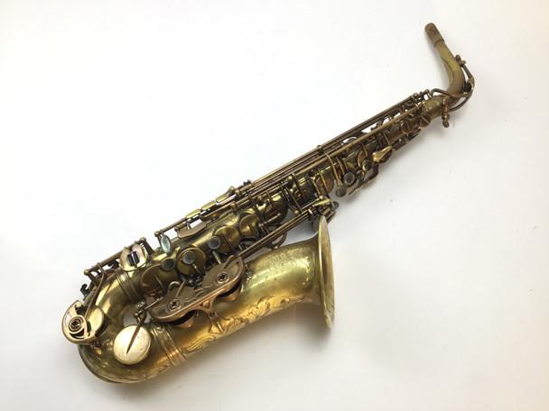Used P Mauriat System 76iiUL Alto Saxophone (SN: PM0521014)