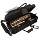 Protec Alto Saxophone Rectangular Pro Pac Case Black