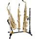Hercules Alto/Tenor, Soprano Sax and Flute/Clarinet Stand