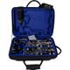 Protec Bb & A Double Clarinet Pro Pac Case Black