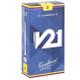 Vandoren Bb Clarinet V21 Reeds