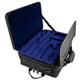 Protec Flute/Piccolo Combo Lux Messenger Pro Pac Case Black